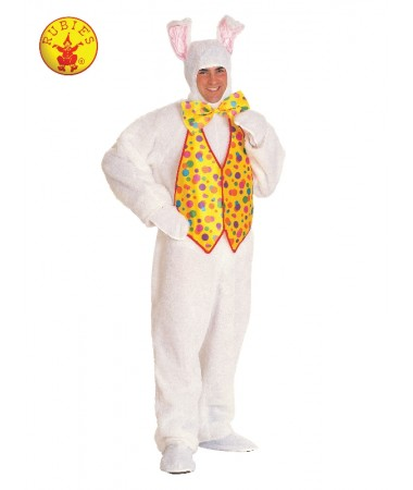 Open Face Easter Bunny Suit ADULT BUY
