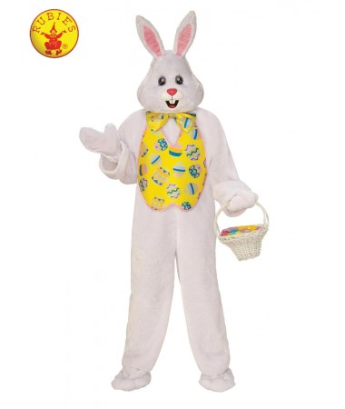 Easter Bunny Mascot Suit ADULT BUY