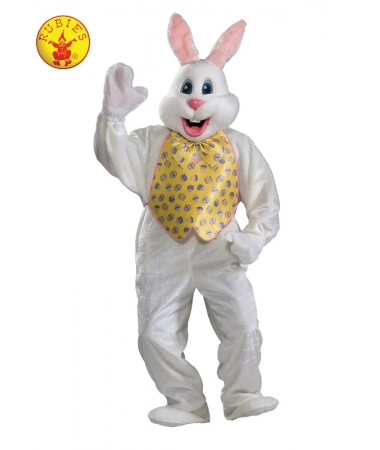 Deluxe Mascot Easter Bunny Suit ADULT BUY