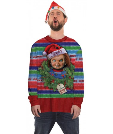 Chucky Ugly Christmas Sweater BUY