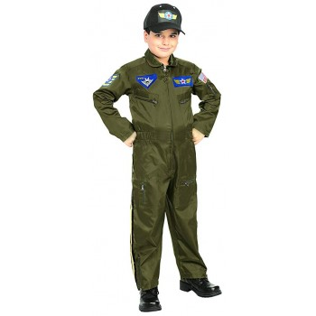 Air Force Fighter Pilot KIDS HIRE