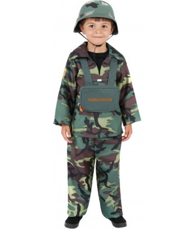 Army Boy KIDS HIRE