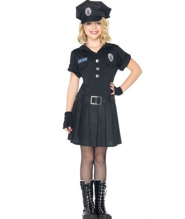 Police Girl KIDS HIRE