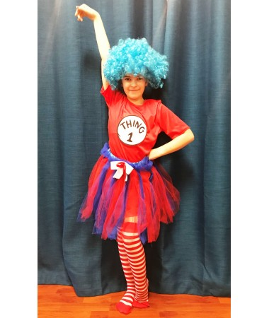 Thing 1 Girl #1 KIDS HIRE