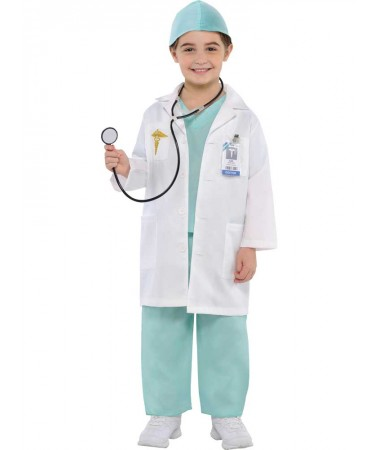 Doctor Lab Coat KIDS HIRE