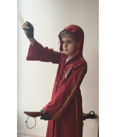 Harry Potter Quidditch Robe KIDS HIRE