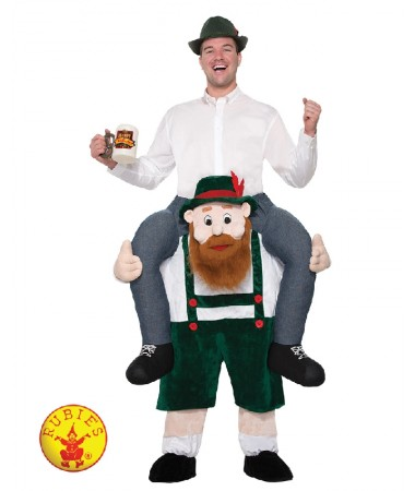 Beer Buddy Piggy Back ADULT BUY