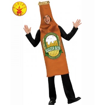 Brown Beer Bottle ADULT BUY