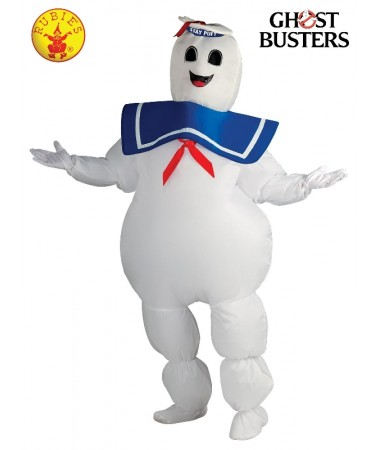 Inflatable Stay Puft Marshmallow Man ADULT BUY