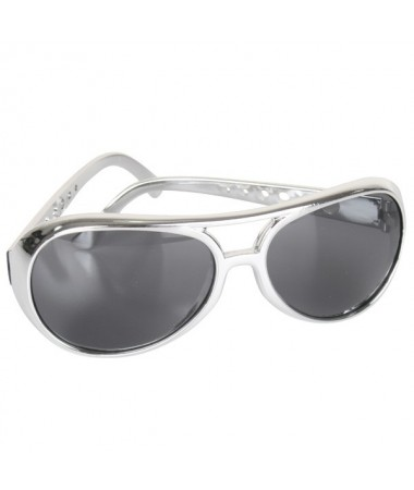 Elvis Silver Glasses BUY