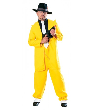 Yellow Zoot Suit