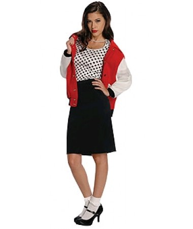 50s Rebel Chick ADULT BUY
