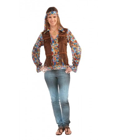 Hippie Costume Set ADULT BUY