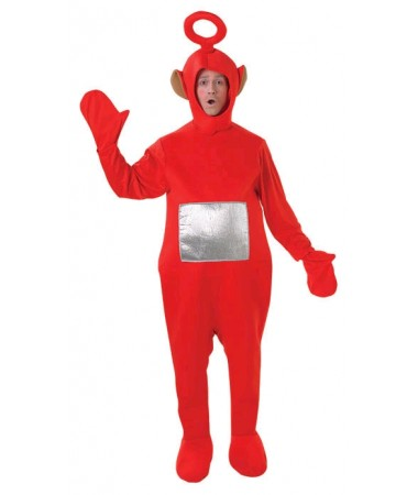 Teletubbies Red Po ADULT BUY