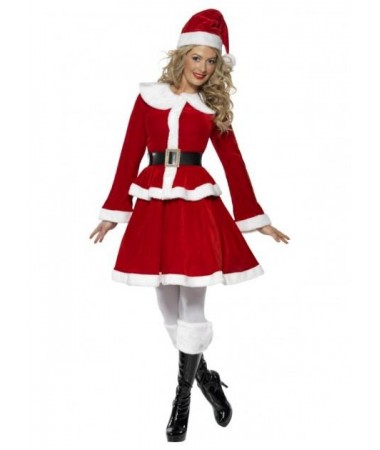 Miss Santa ADULT BUY