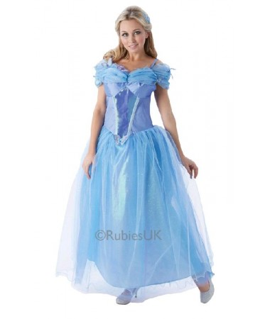 Cinderella Live Action Deluxe ADULT BUY