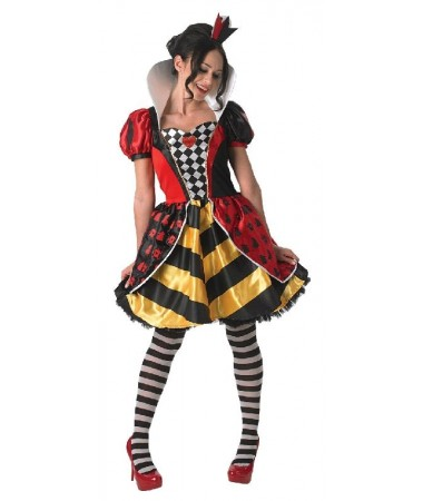 Red Queen of Hearts ADULT BUY