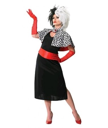 Cruella De Vil ADULT BUY