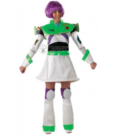 Female Buzz Lightyear ADULT BUY