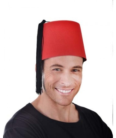 Fez Hat Red BUY