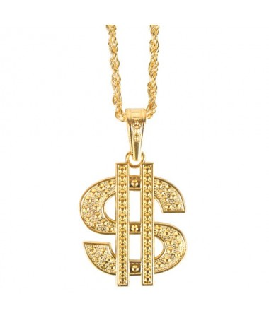 $ Gold Necklace BUY