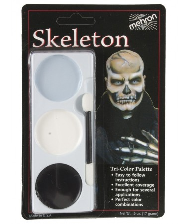 Tri-Color Palette Skeleton