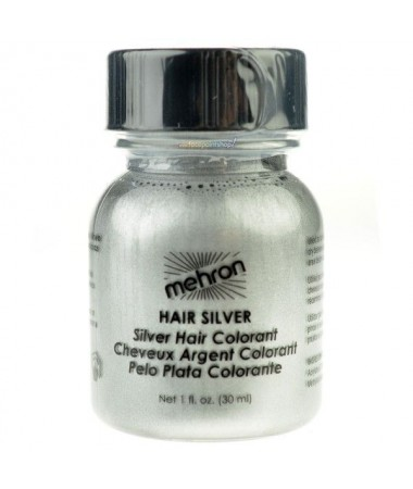 Hair Silver 30ml with brush