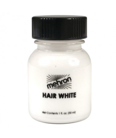 Hair White 30ml with brush