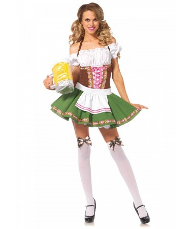 Gretchen Beer Girl Green ADULT BUY