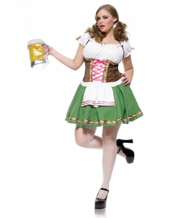 Gretchen Beer Girl Plus ADULT BUY
