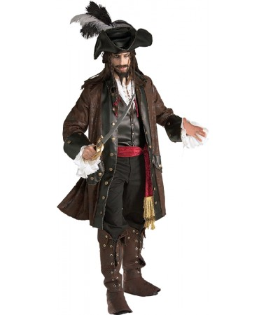 Caribbean Pirate #1 ADULT HIRE