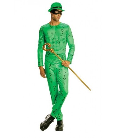 The Riddler Classic DC ADULT BUY