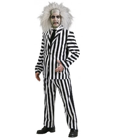 Beetlejuice Deluxe ADULT BUY