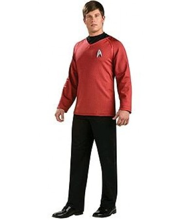 Star Trek Red Grand Heritage