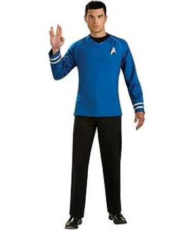 Star Trek Blue Grand Heritage