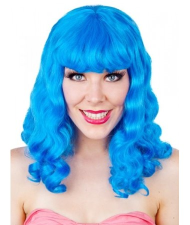 Katie Blue Wig BUY