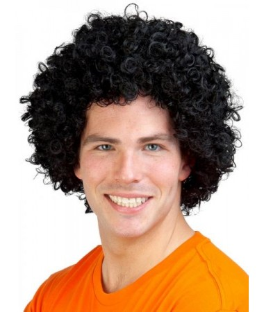 Disco Afro Black Wig BUY