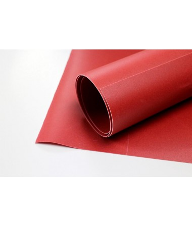 Worbla Flame Red Art Sheet Extra Large 150 x 100cm