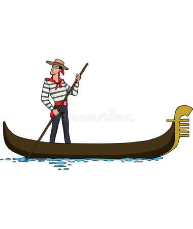 Gondolier #1  ADULT HIRE