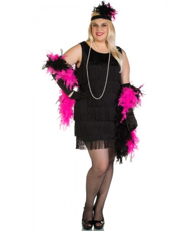 Black Flapper #3 ADULT HIRE