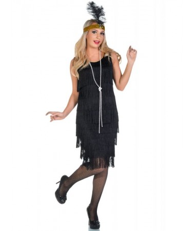 Black Flapper #4 ADULT HIRE