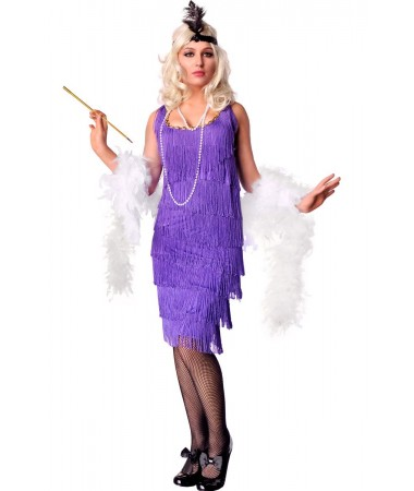 Purple Flapper #3 ADULT HIRE