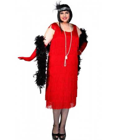 Red Flapper #1 ADULT HIRE