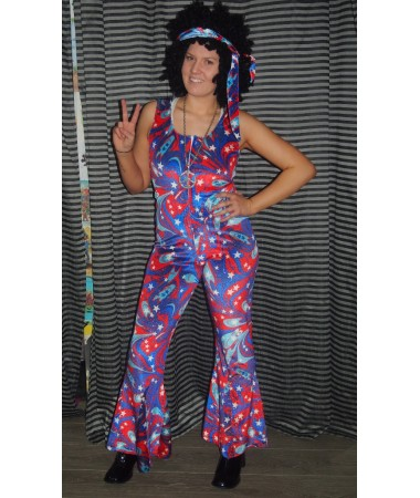 Disco Jumpsuit ADULT HIRE