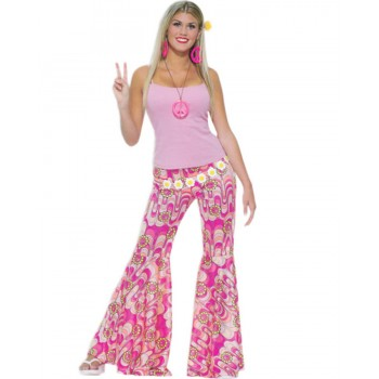 Flower Power Lady ADULT HIRE