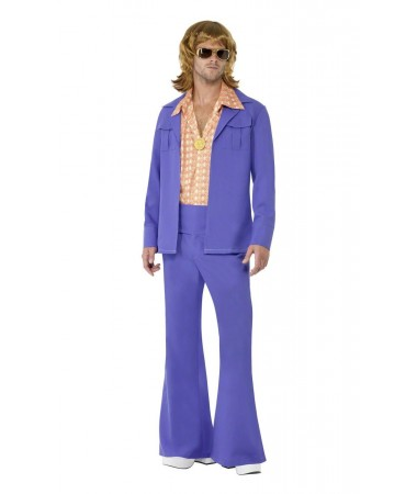 Purple Leisure Suit ADULT HIRE