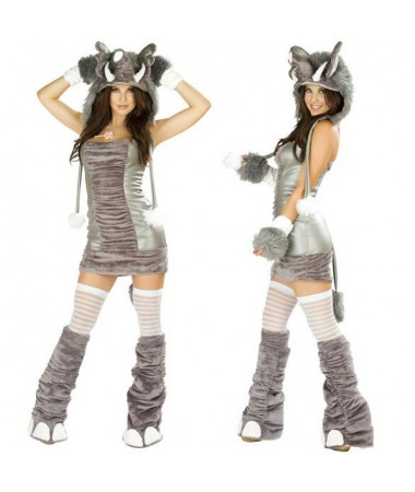 Elephant Dress #1 ADULT HIRE