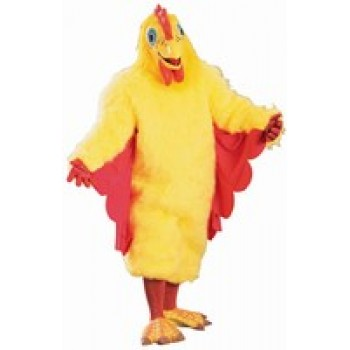 Chicken Yellow ADULT HIRE