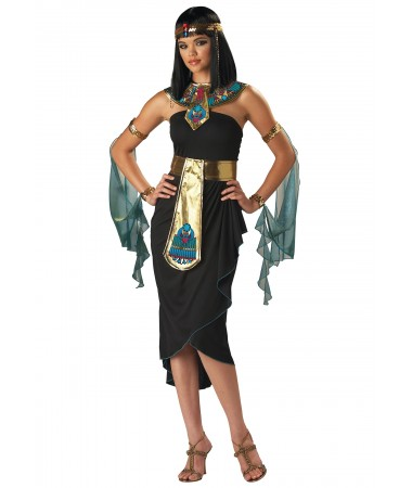 Cleopatra Black 1 ADULT HIRE