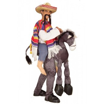 Hey Amigo Mexican with Donkey ADULT HIRE